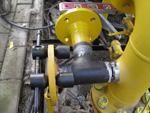 Eigen projecten - Gasleiding